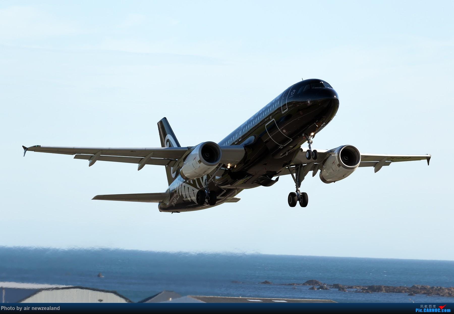 Re:[原创]还是那片天-AKL AIRBUS A320 ZK-OAB 新西兰惠灵顿机场