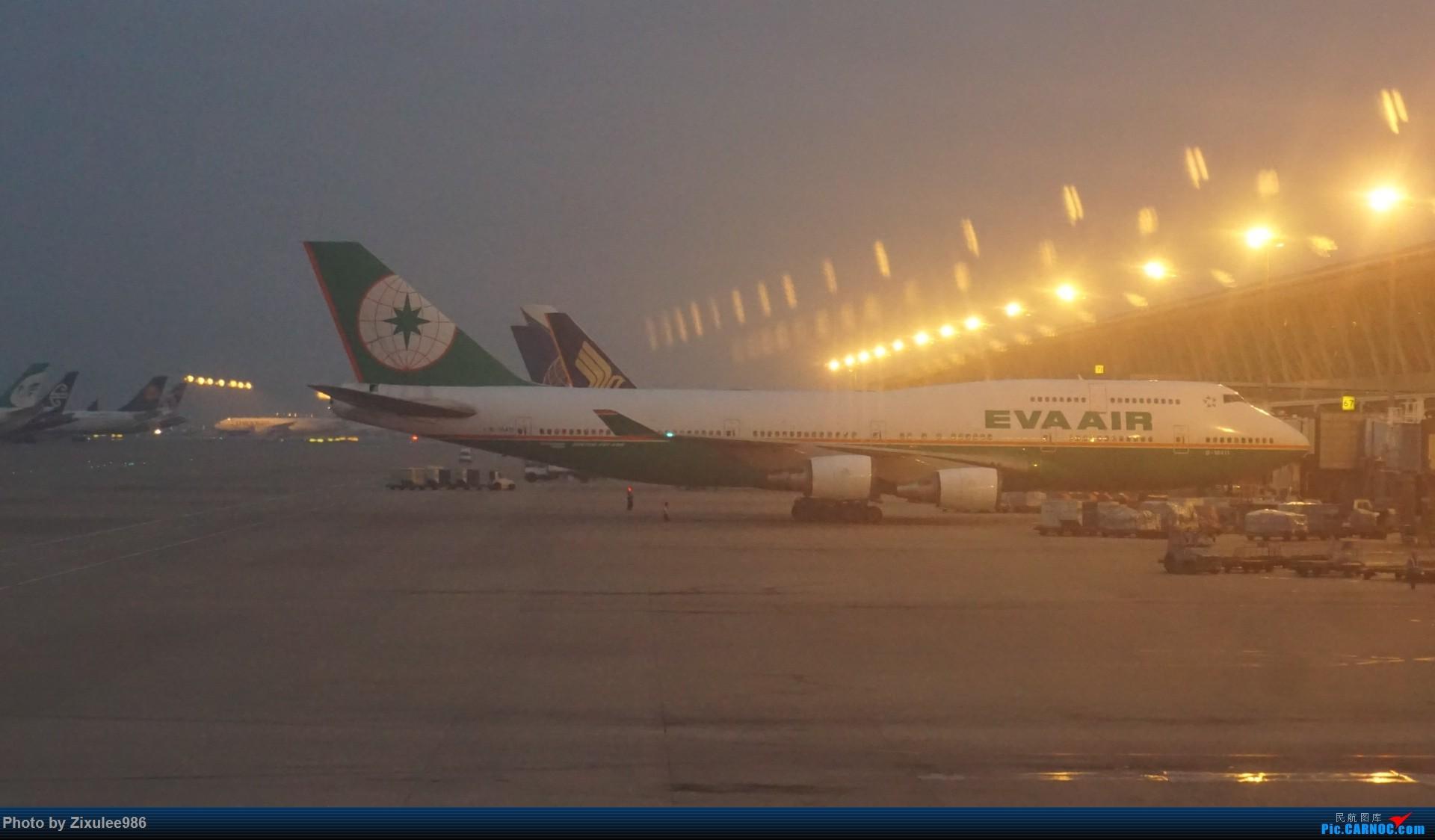 Re:[原创]加拿大21日游学之旅 (二)~加航AC28..PVG-YYZ到达多村后的雨天~多图缓更,请各位大侠谅解~ BOEING 747-400 B-16411 中国上海浦东国际机场