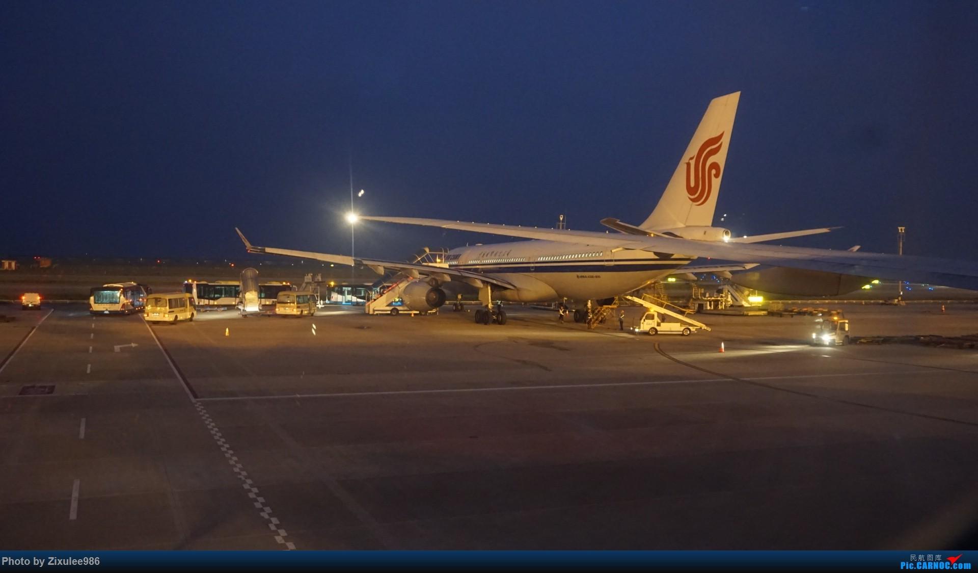 Re:[原创]加拿大21日游学之旅 (二)~加航AC28..PVG-YYZ到达多村后的雨天~多图缓更,请各位大侠谅解~ AIRBUS A330-200 B-5927 中国上海浦东国际机场