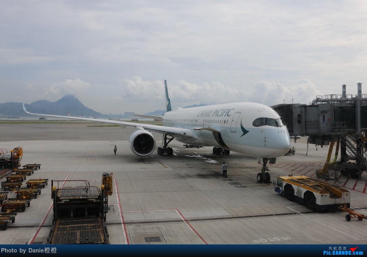 [原创]<DanieChen>曼谷之行 国泰港龙&国泰 XMN-HKG-BKK-HKG-XMN, 777-300区域商务舱及A350商务舱体验,更新完毕&自爆 AIRBUS 350-900