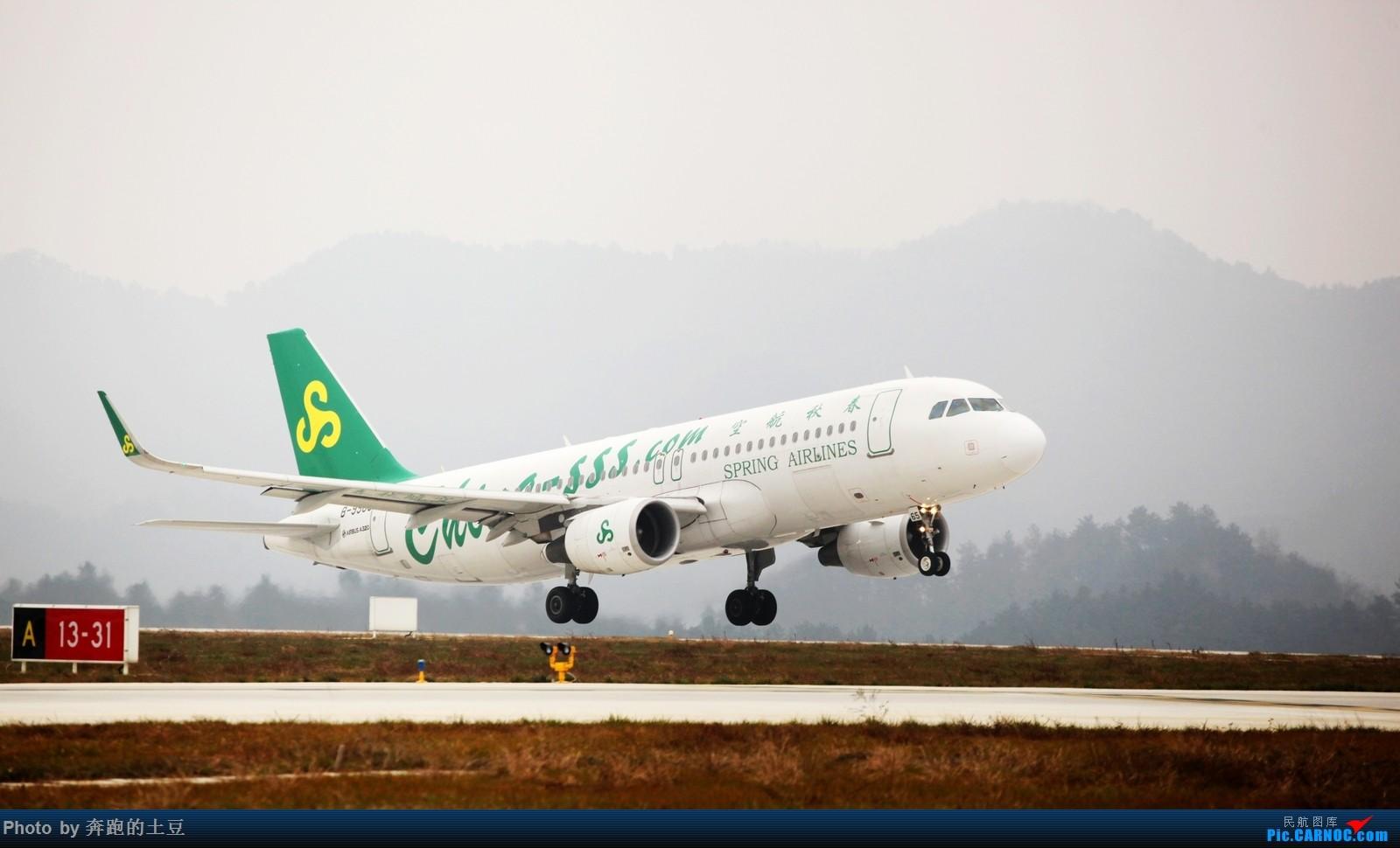 Re:[原创]十堰武当山机场小试牛刀 AIRBUS A320-200 B-9965 中国十堰武当山机场