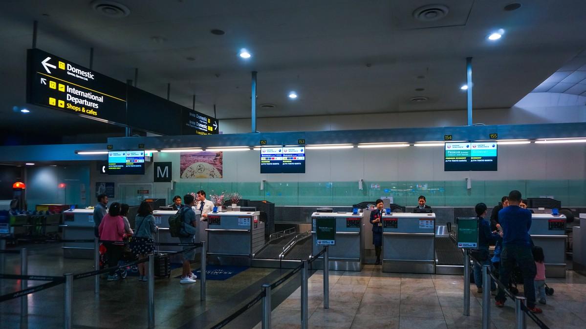 Re: [原创]【 JAL SS8 新規就航 | 东瀛南北大移动 | 周游列岛无亮点 】    澳大利亚墨尔本机场
