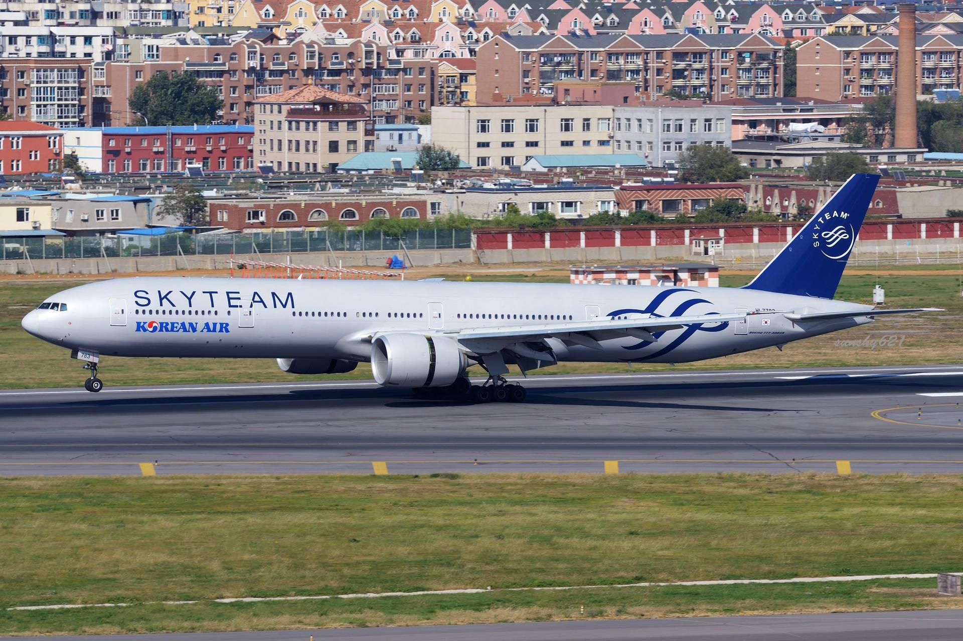 Re:★[DLC]一点有趣的事情(持续更新中)★ BOEING 777-300ER HL7783 中国大连国际机场