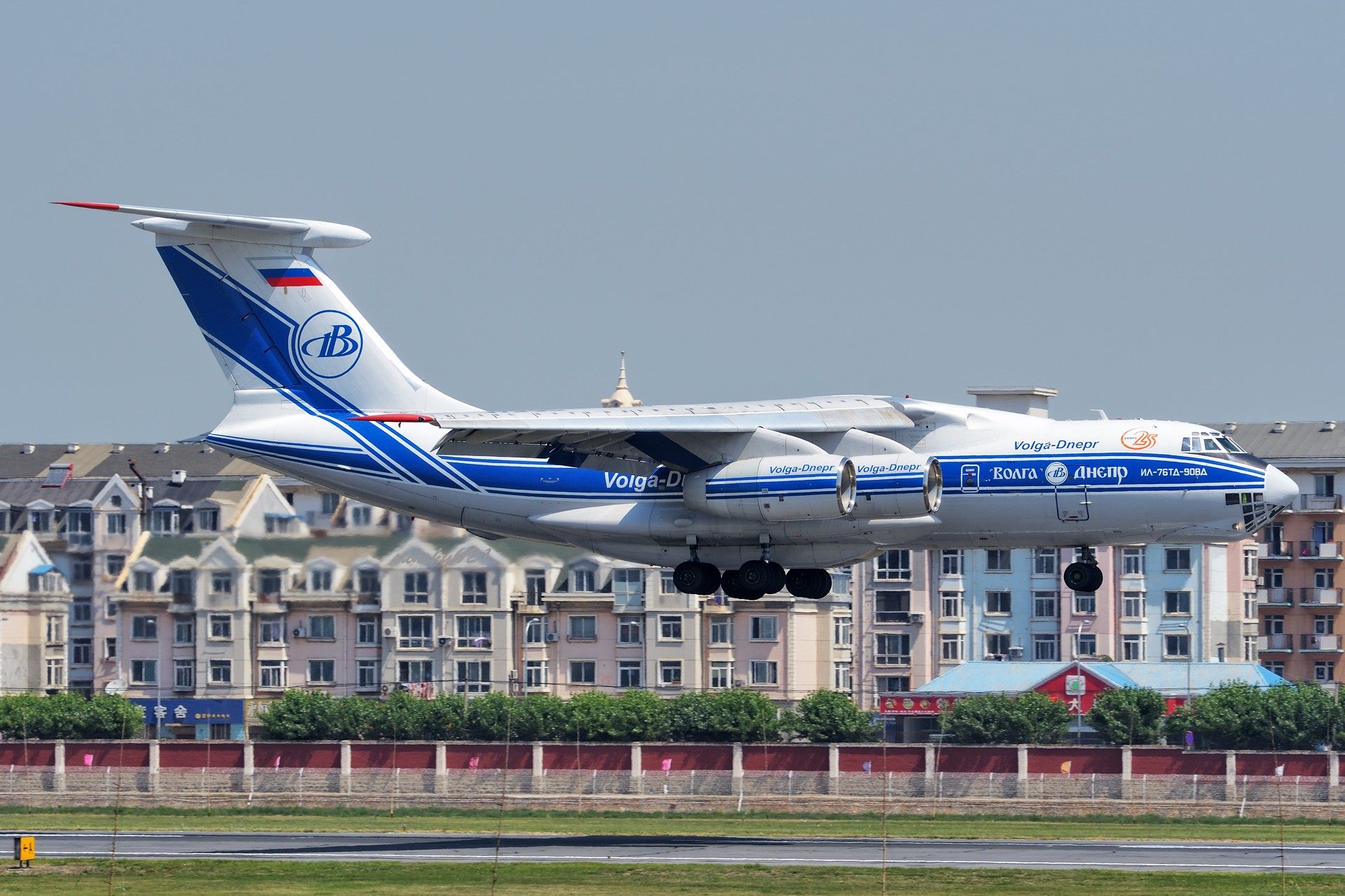 Re:[原创]★[DLC]一点有趣的事情(持续更新中)★ ILYUSHIN IL-76 RA-76511 中国大连国际机场