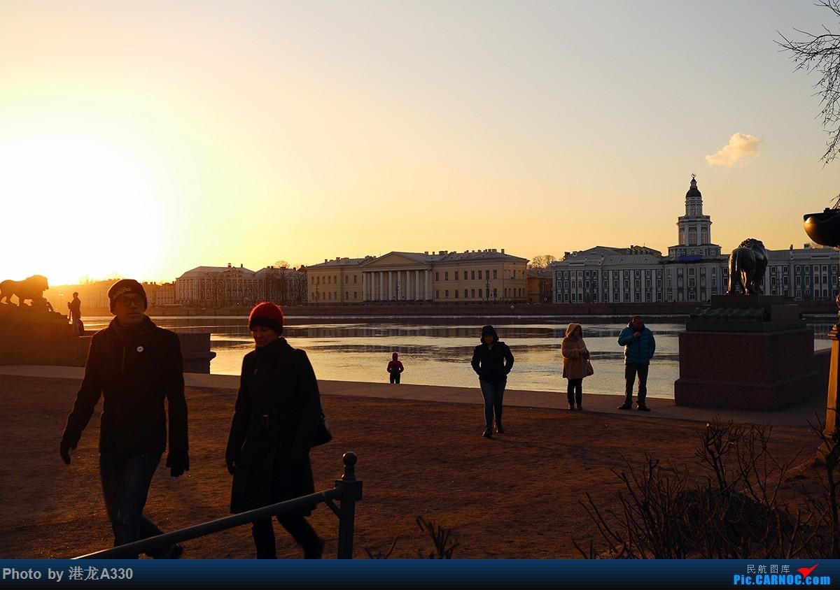Re:[原创]There was special trivia:我绕地飞行的那一年(一)S7航空带您三步飞跃西伯利亚林海雪原,国家航空VKO-LED非主流前往赫尔辛基