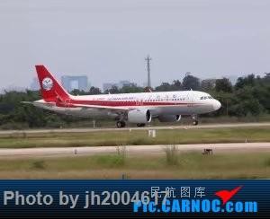 [原创]川航320neo首航 AIRBUS A320NEO B-8949 成都双流国际机场