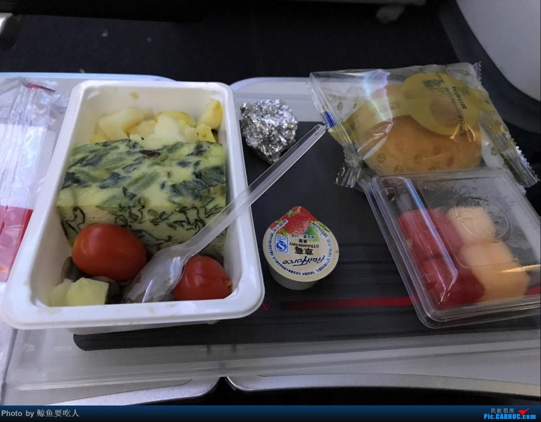 Re:[原创]暑期加拿大西部 交换学习四周 AC026 上海PVG--温哥华YVR B789初体验 经济舱客机餐食、设备一览,外加浦东众多外航客机