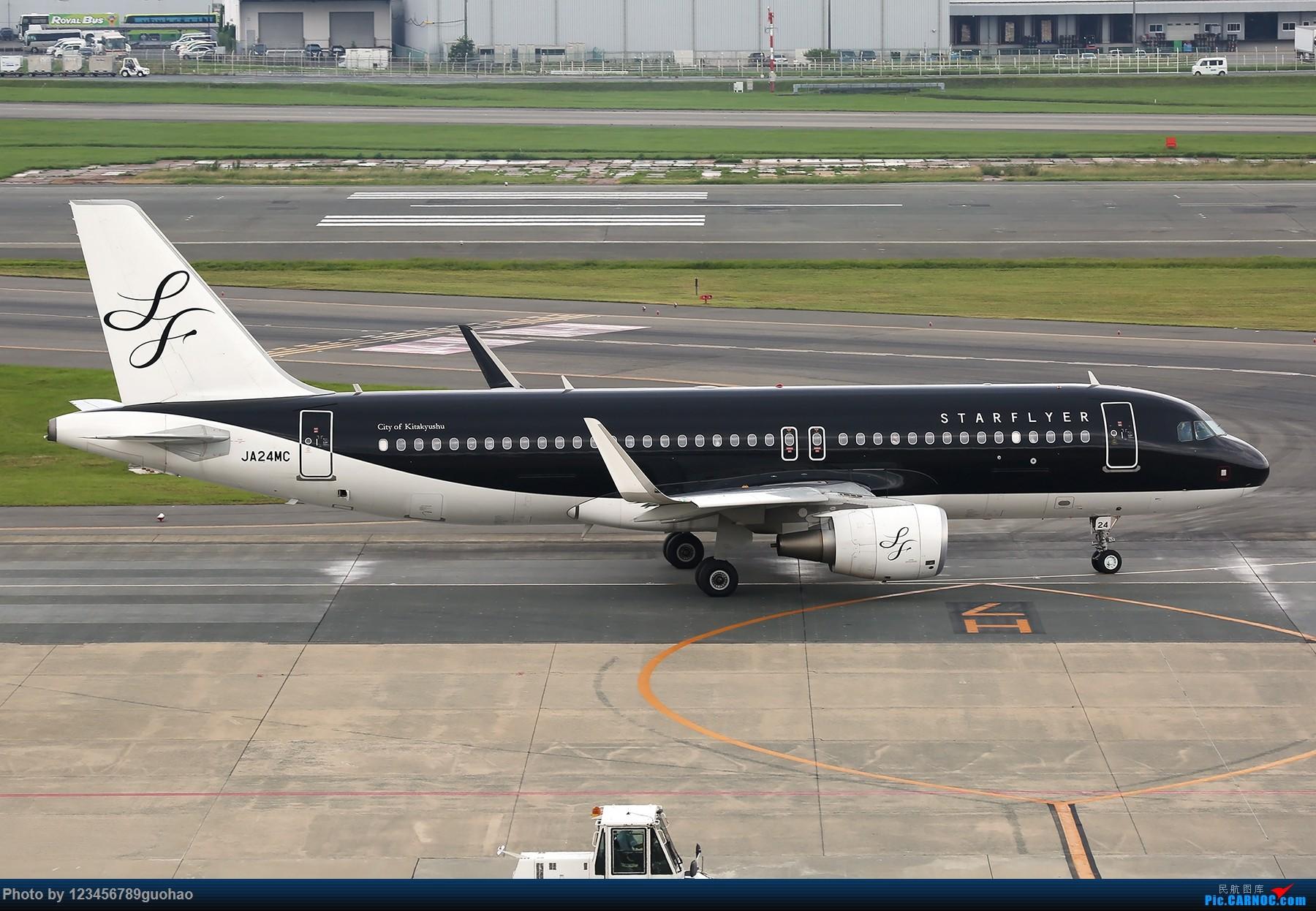 Re:[原创]星悦 AIRBUS A320 JA24MC 日本福冈机场