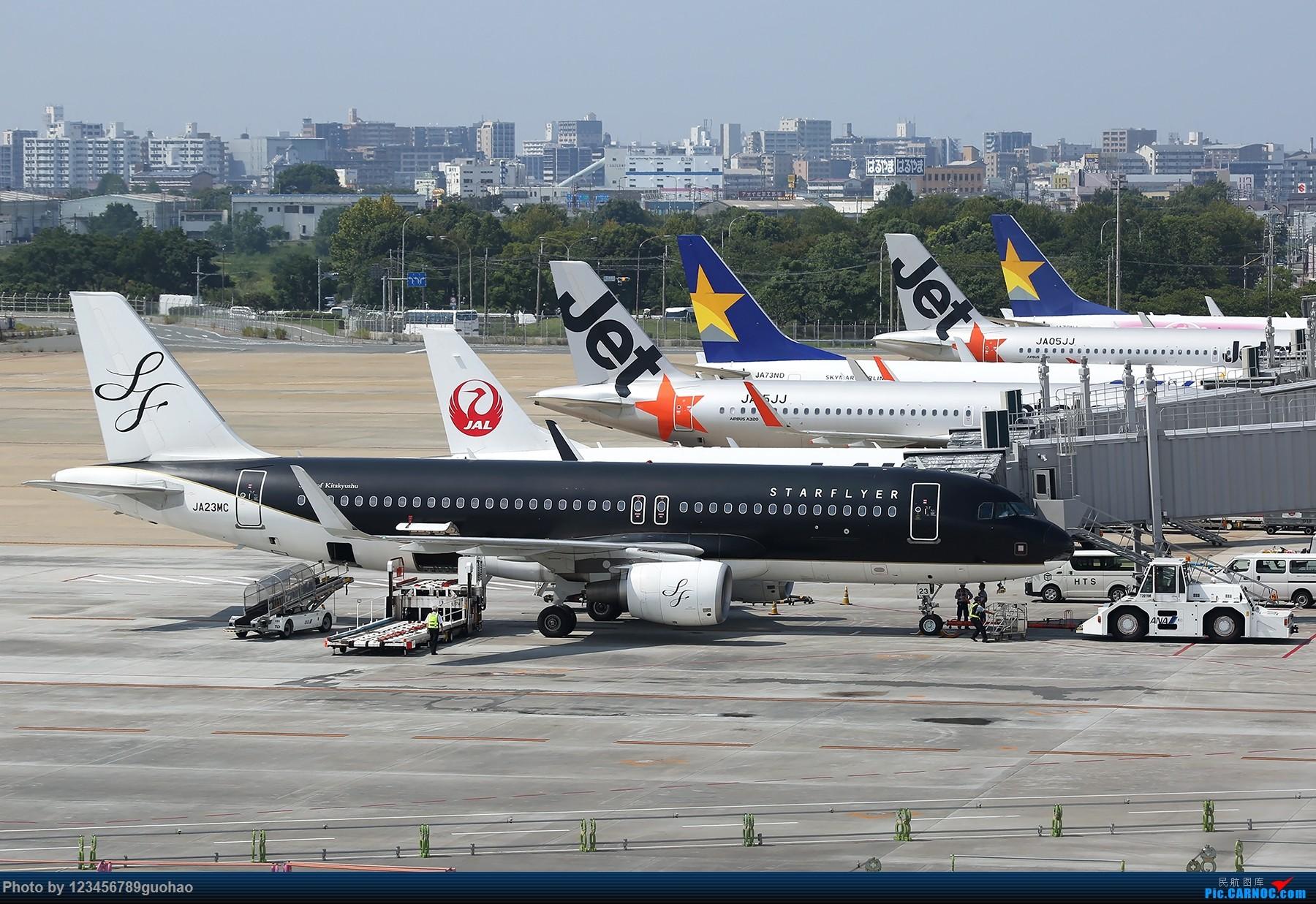 Re:[原创]星悦 AIRBUS A320 JA23MC 日本福冈机场