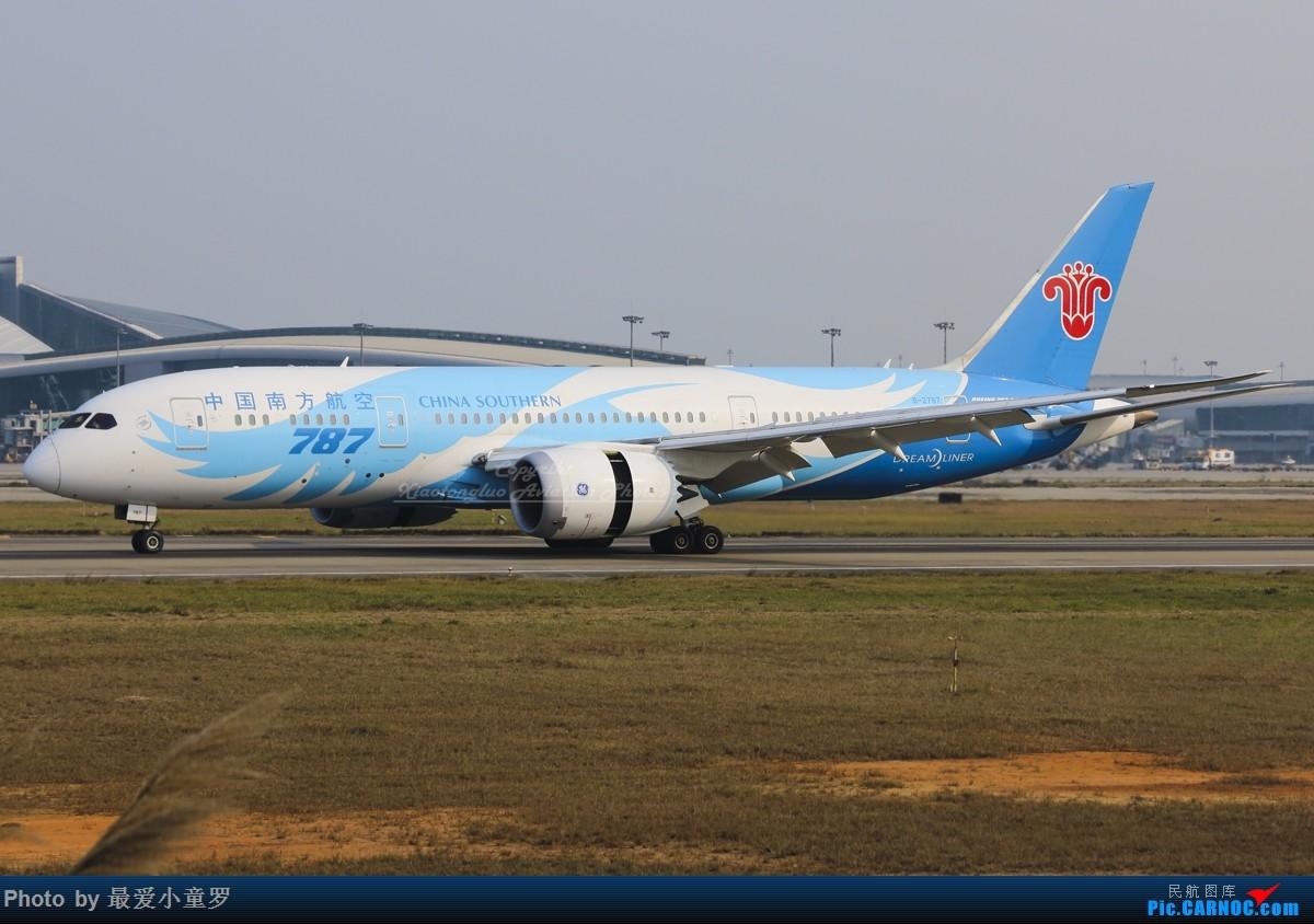 Re:[原创]失踪人口回归——半年没回去广州拍机了,怀念一下,那边还好吗? BOEING 787-8 B-2787 中国广州白云国际机场