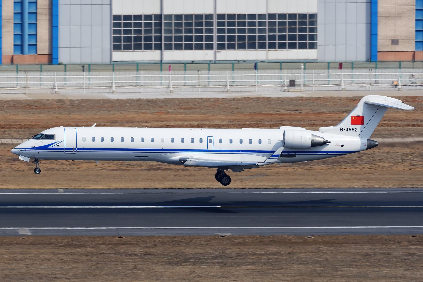 Re:Re:[原创]★[DLC]一点有趣的事情(持续更新中)★ BOMBARDIER CRJ-700 B-4662 中国大连国际机场