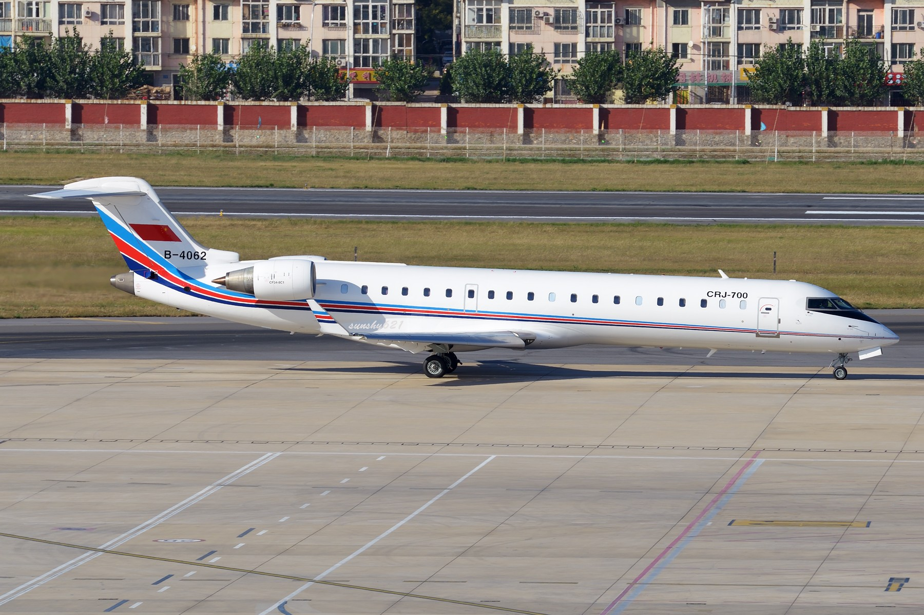 Re:[原创]★[DLC]一点有趣的事情(持续更新中)★ BOMBARDIER CRJ-700 B-4062 中国大连国际机场