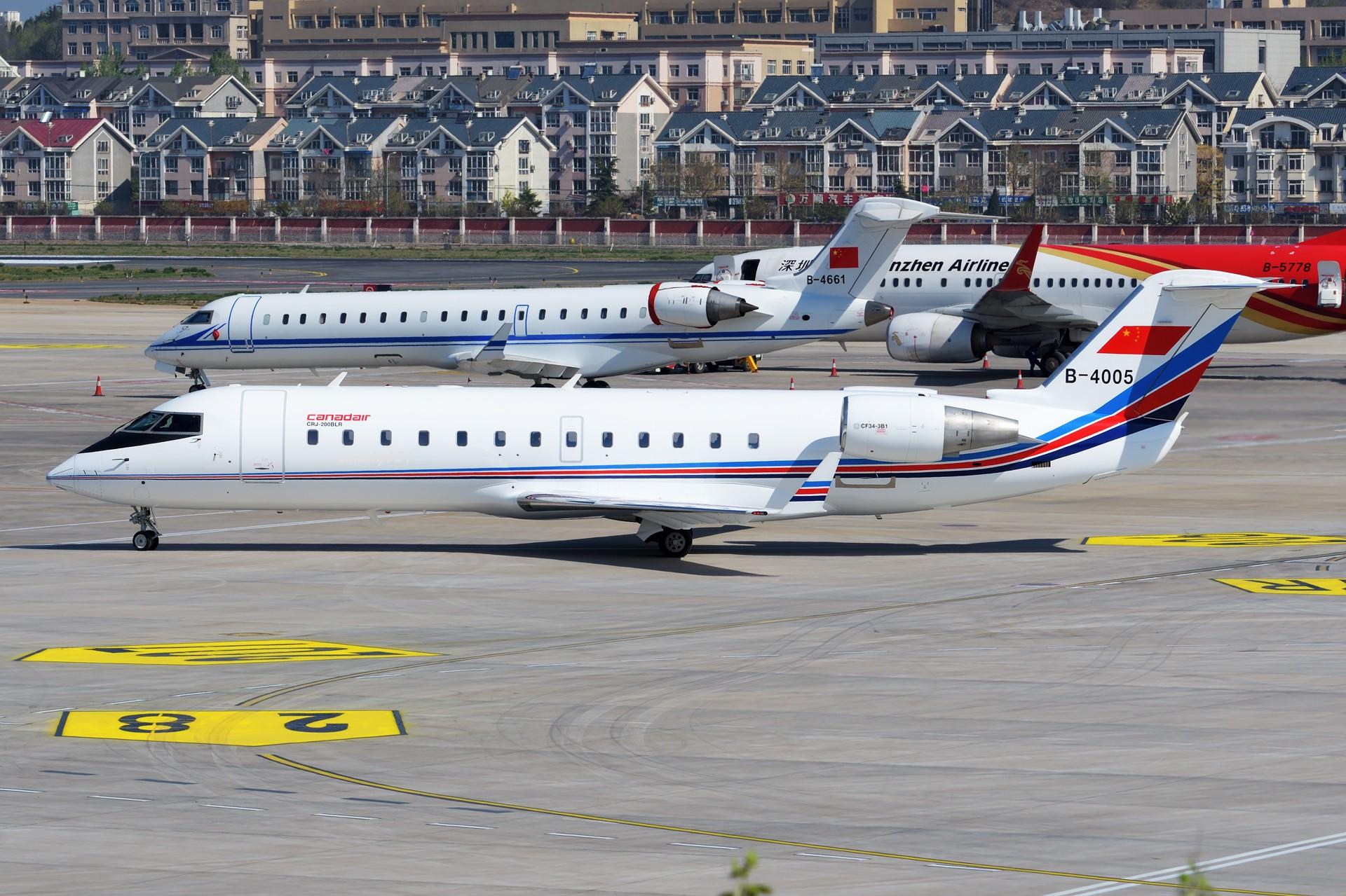 Re:[原创]★[DLC]一点有趣的事情(持续更新中)★ BOMBARDIER CRJ-200 B-4005 中国大连国际机场