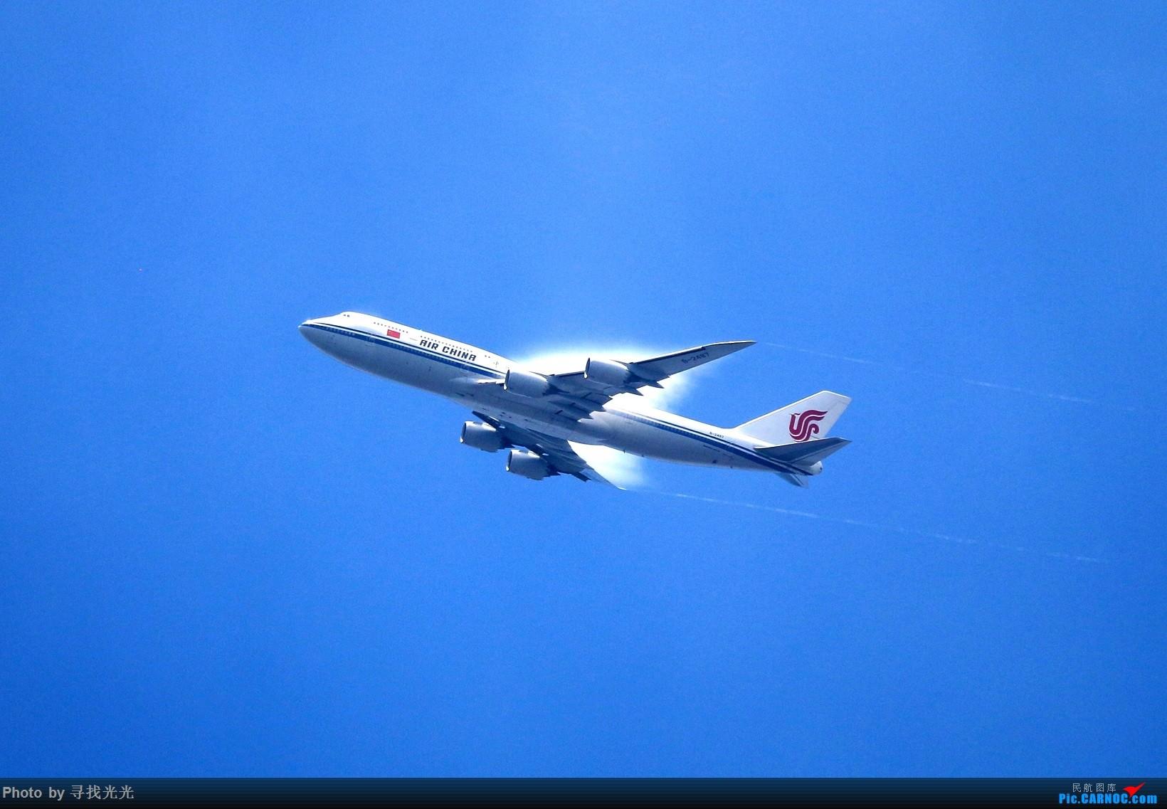 Re:[原创]飞机与山城重庆的桥 BOEING 747-8I B-2487 重庆南山风景区