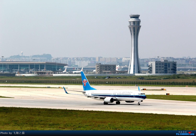 Re:[原创]CKG拍机(重庆江北国际机场3跑超级无敌神仙位首战高婕) BOEING 737-800  重庆江北国际机场