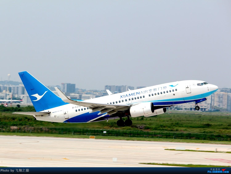 Re:[原创]CKG拍机(重庆江北国际机场3跑超级无敌神仙位首战高婕) BOEING 737-700 B-5216 重庆江北国际机场
