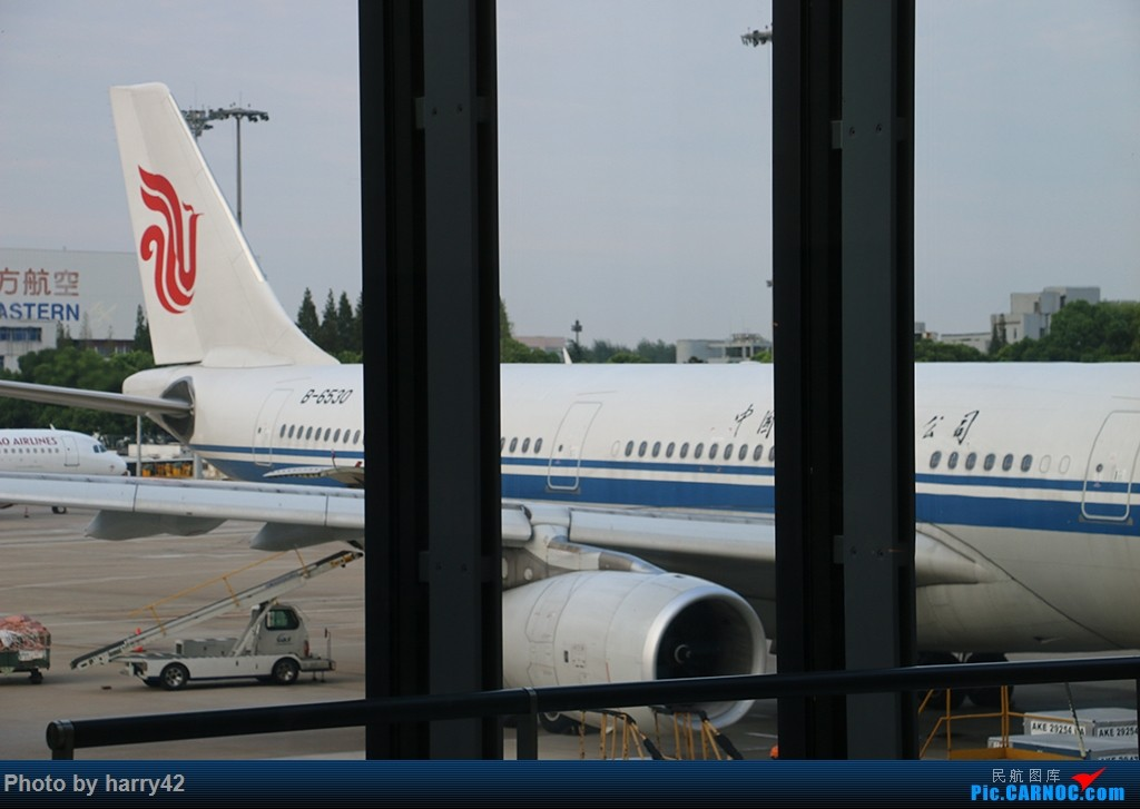 Re:[原创]【蜀黍游记No.4】又见面了,香港——抓住暑假的尾巴,寻找不一样的香港 AIRBUS A330-300 B-6530 中国上海虹桥国际机场