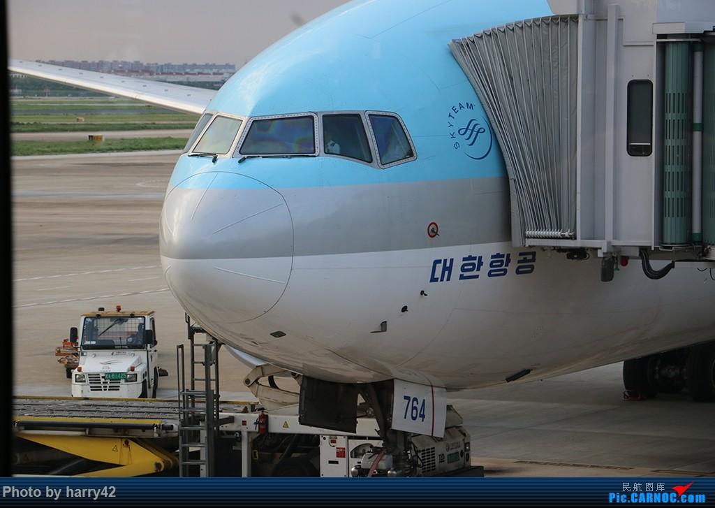 Re:[原创]【蜀黍游记No.4】又见面了,香港——抓住暑假的尾巴,寻找不一样的香港 BOEING 777-200ER HL7764 中国上海虹桥国际机场