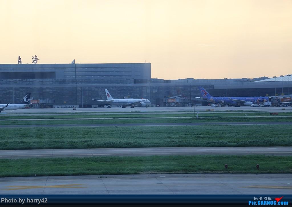 Re:【蜀黍游记No.4】又见面了,香港——抓住暑假的尾巴,寻找不一样的香港 BOEING 787-9 B-7878 中国上海虹桥国际机场