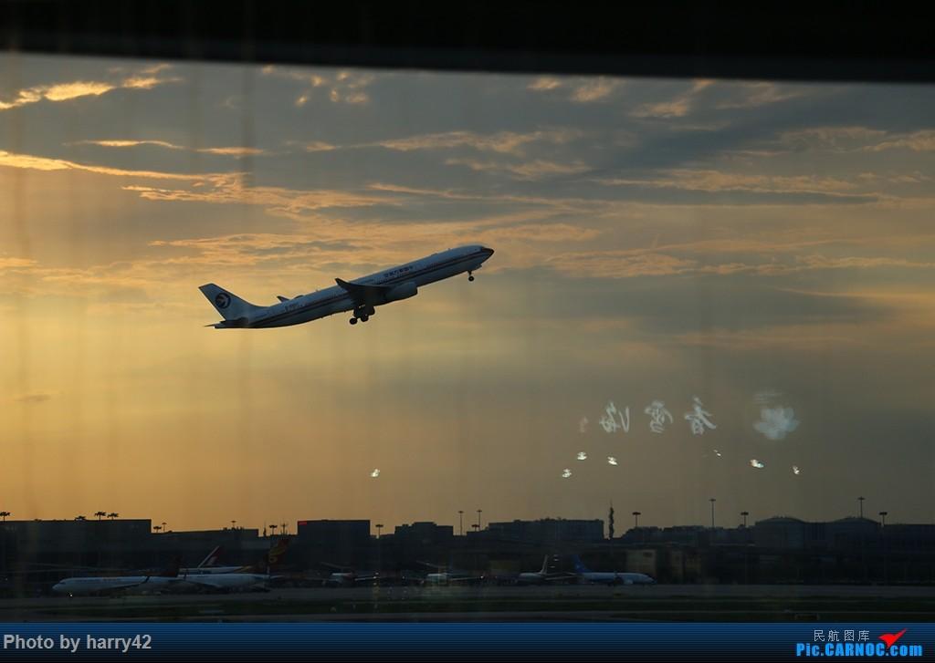 Re:[原创]【蜀黍游记No.4】又见面了,香港——抓住暑假的尾巴,寻找不一样的香港 AIRBUS A330-300 B-6507 中国上海虹桥国际机场