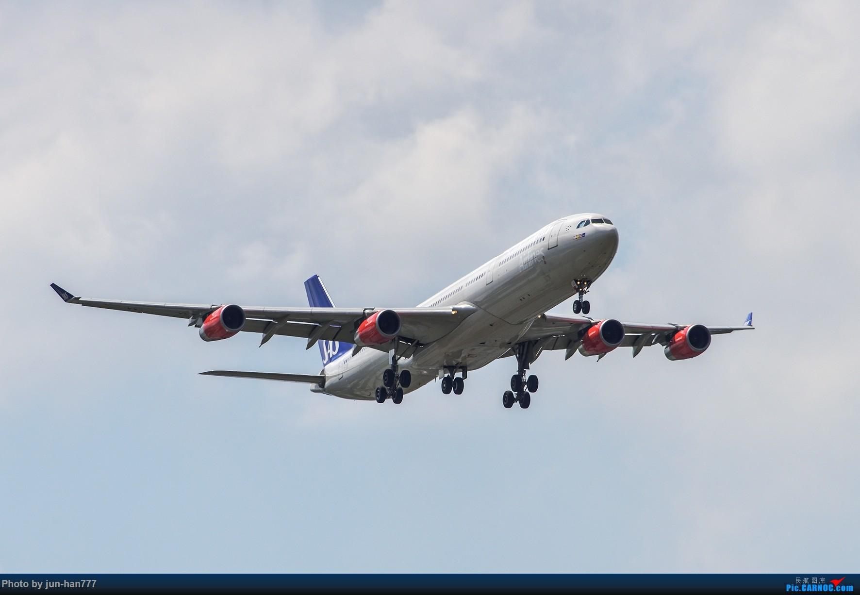 [原创]SAS  340 AIRBUS A340
