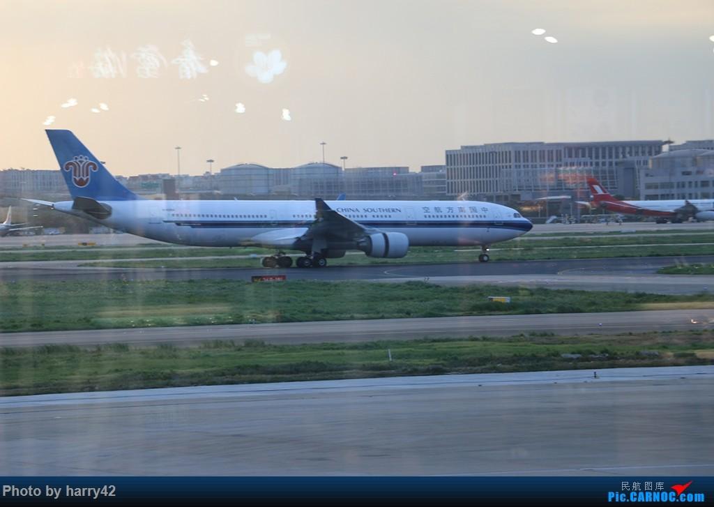 Re:[原创]【蜀黍游记No.4】又见面了,香港——抓住暑假的尾巴,寻找不一样的香港 AIRBUS A330-300  中国上海虹桥国际机场