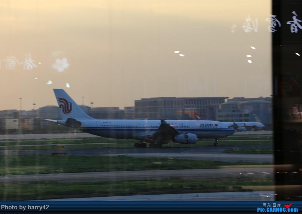Re:[原创]【蜀黍游记No.4】又见面了,香港——抓住暑假的尾巴,寻找不一样的香港 AIRBUS A330-200 B-6073 中国上海虹桥国际机场