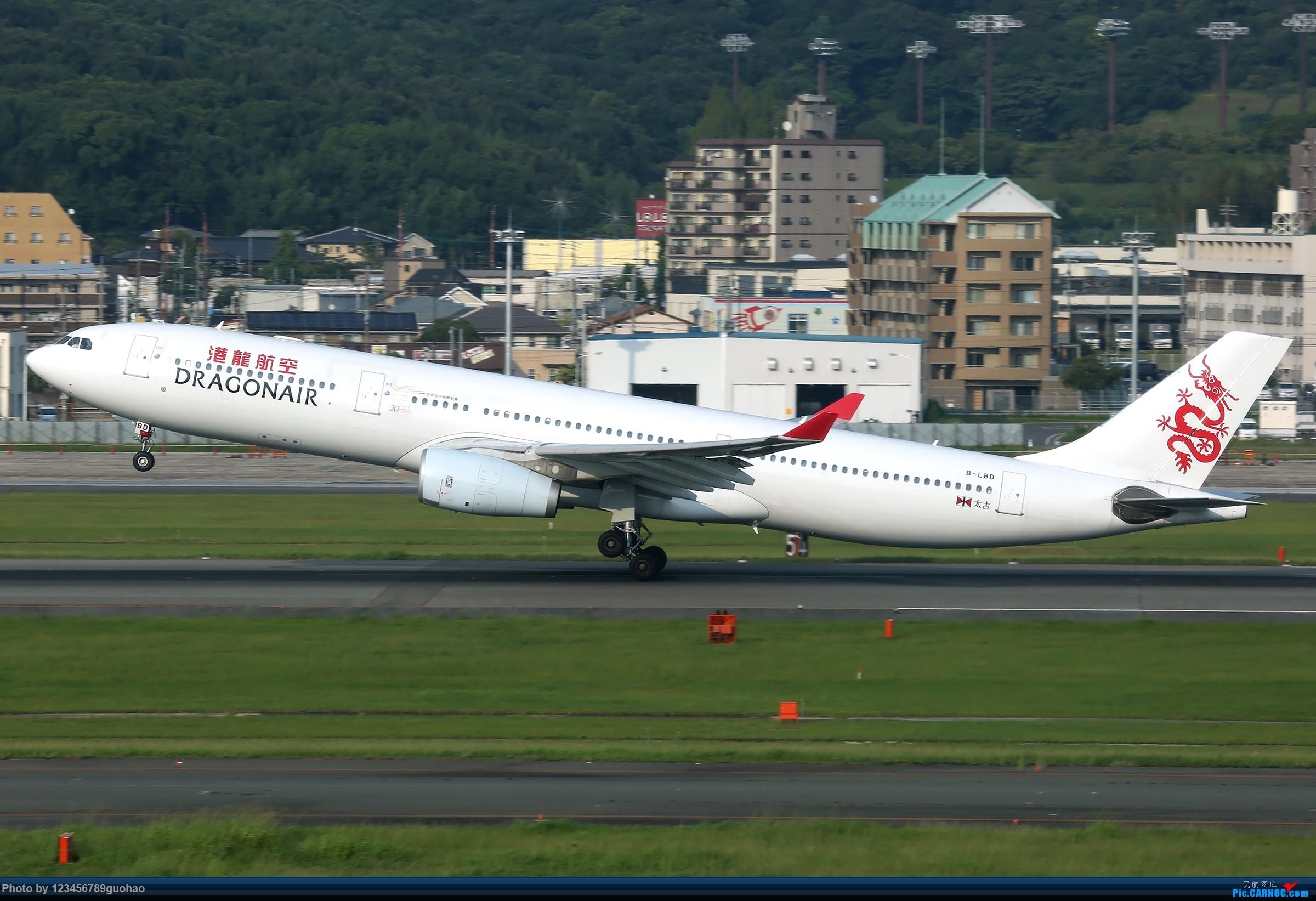 Re:[原创]FUK330一组 AIRBUS A330-300 B-LBD 日本福冈机场