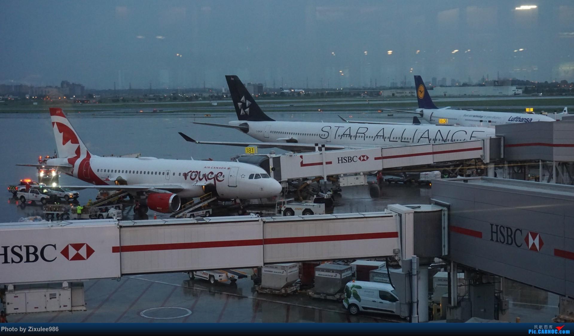 Re:[原创]加拿大21日游学之旅 (二)~加航AC28..PVG-YYZ到达多村后的雨天~多图缓更(将会附上上一集忘发的flightlog)请各位大侠谅解~ AIRBUS A320-232 C-GBHR 加拿大多伦多皮尔逊机场