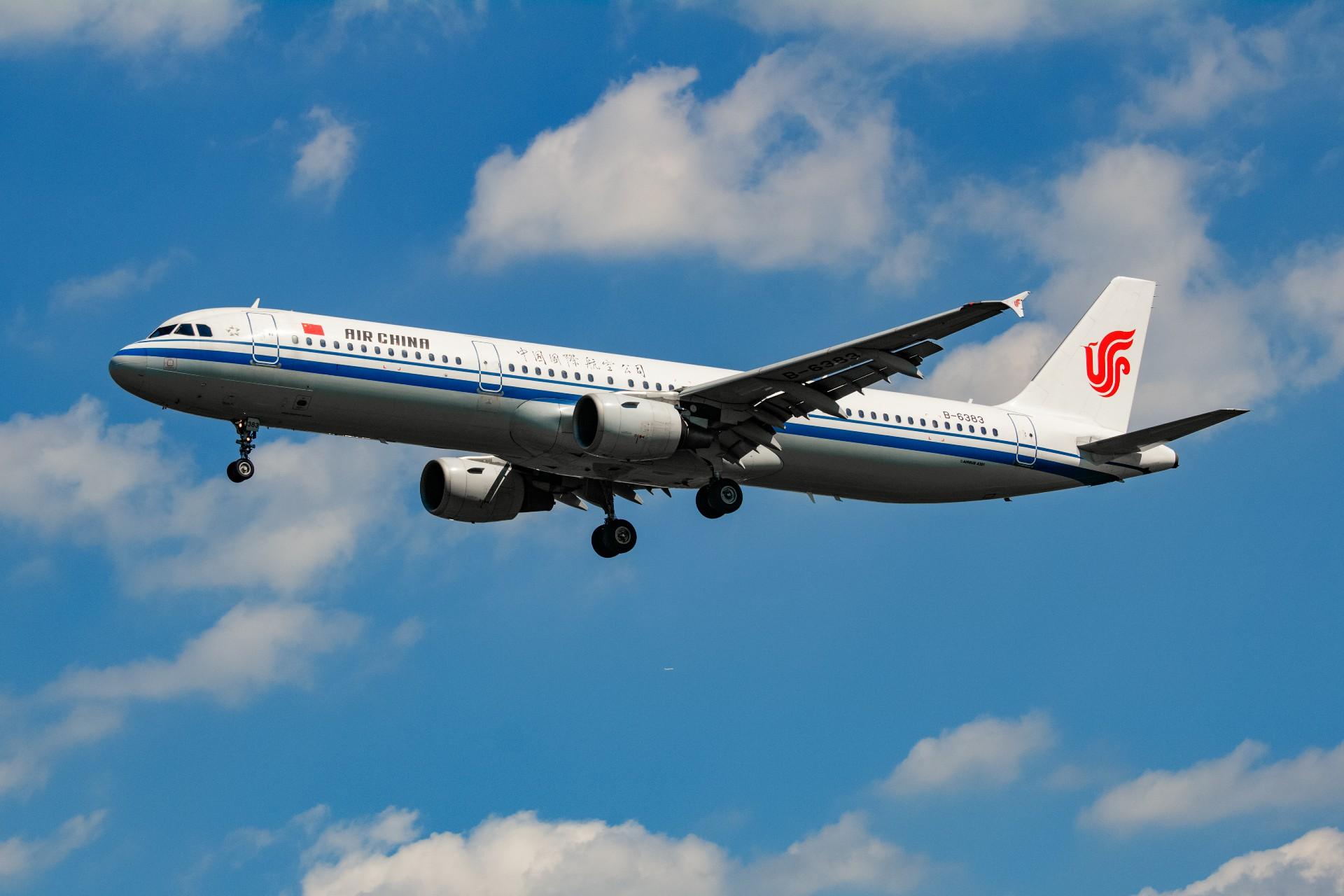 Re:[原创]【Rocketman】8.23 PEK拍机纪行 AIRBUS A321-200 B-6383 中国北京首都国际机场