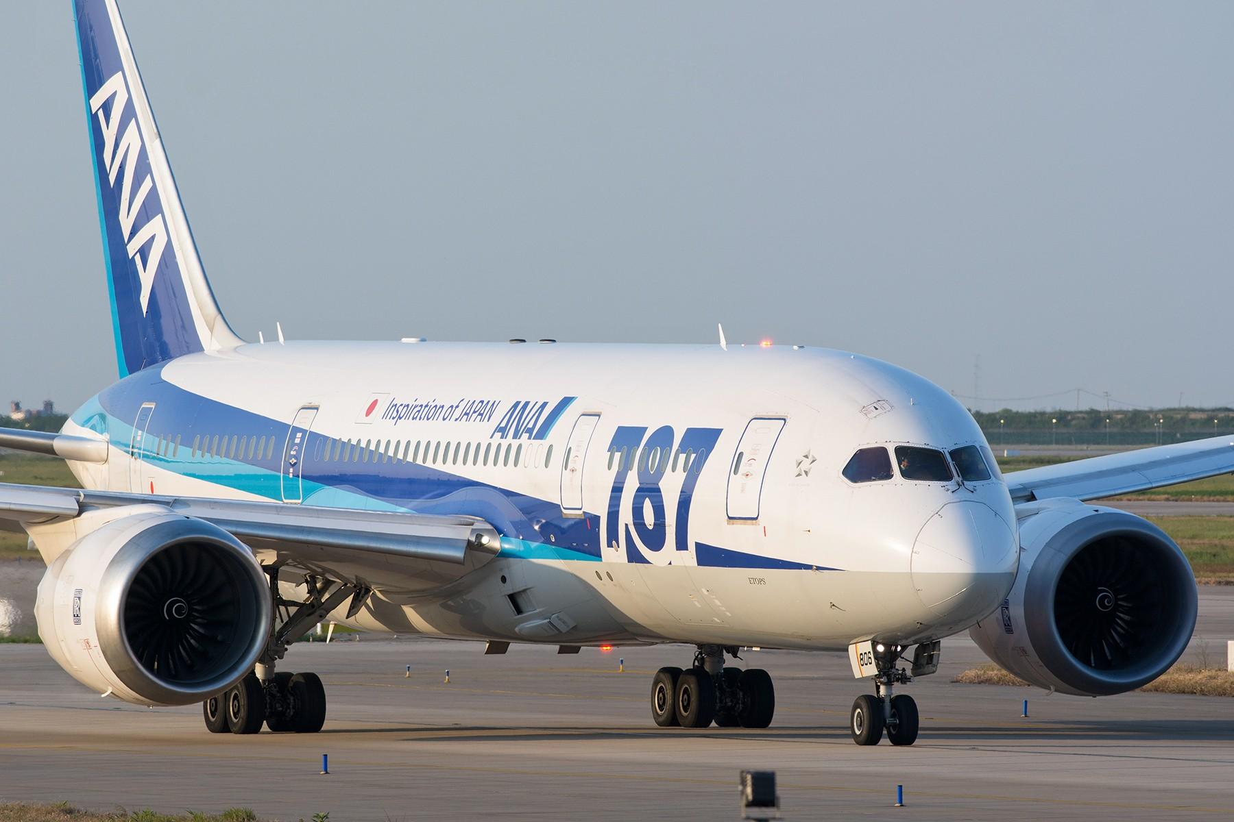 Re:[原创]【PVG】一组787 BOEING 787-8 JA806A 中国上海浦东国际机场