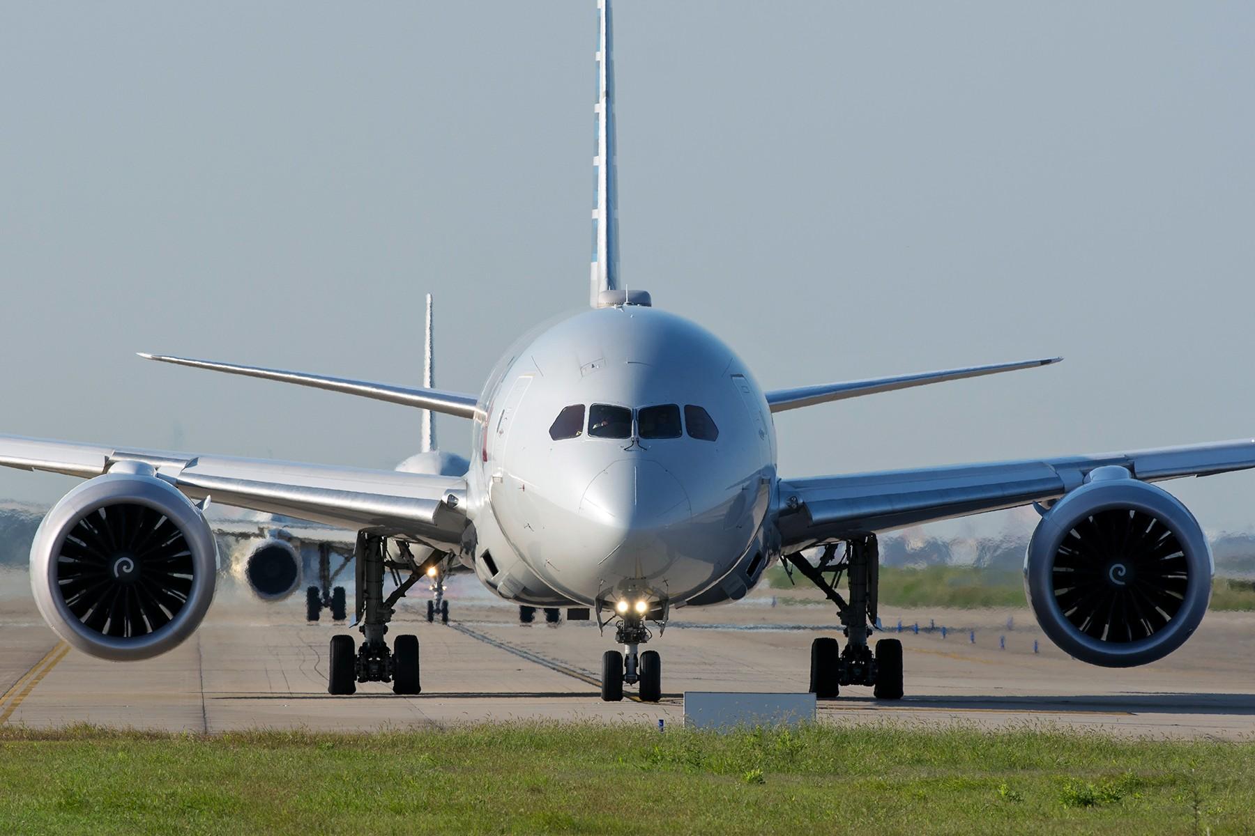 Re:[原创]【PVG】一组787 BOEING 787-8 N811AB 中国上海浦东国际机场