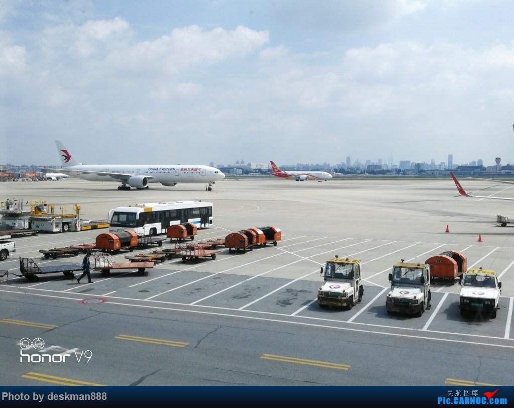 Re:[原创]武汉天河——上海虹桥,体验高大上的武汉机场T3航站楼