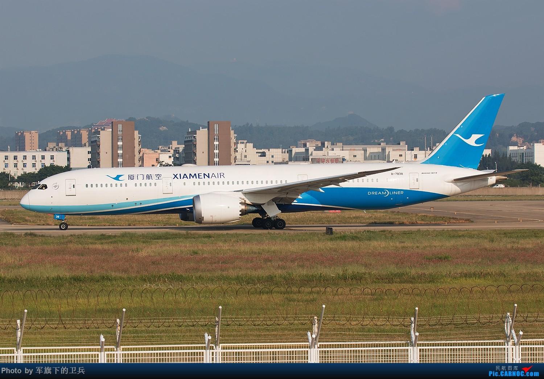 Re:[原创]【福州飞友会】FOC晨练 BOEING 787-9 B-7838 中国福州长乐国际机场