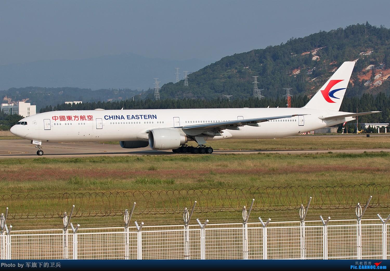 Re:[原创]【福州飞友会】FOC晨练 BOEING 777-300ER B-7349 中国福州长乐国际机场