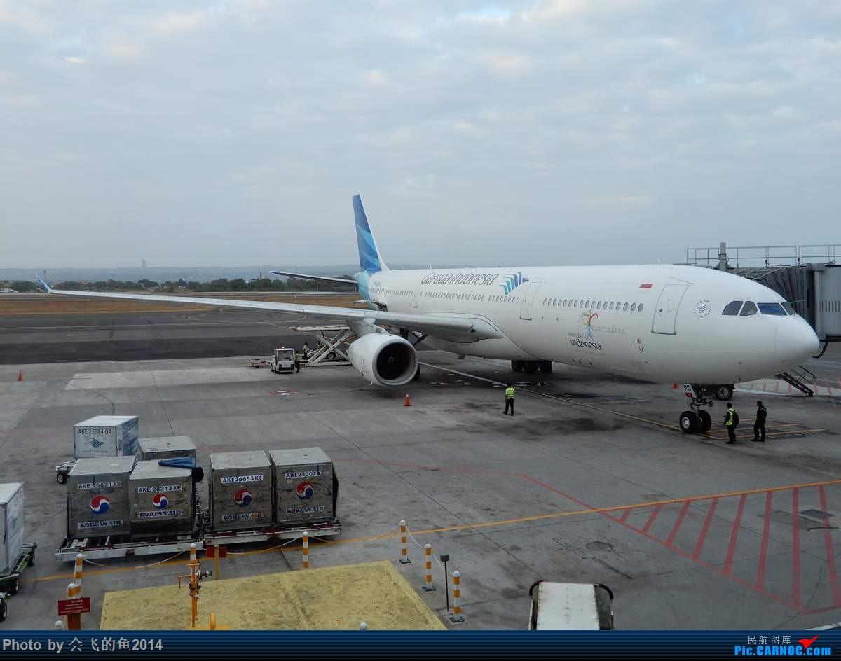 [原创]2017年9月巴厘岛机场拍机 333