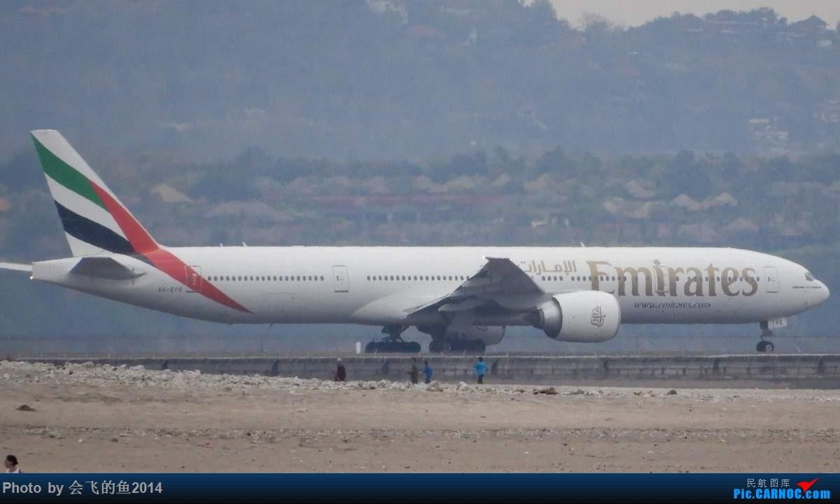 Re:[原创]2017年9月巴厘岛机场拍机 77W