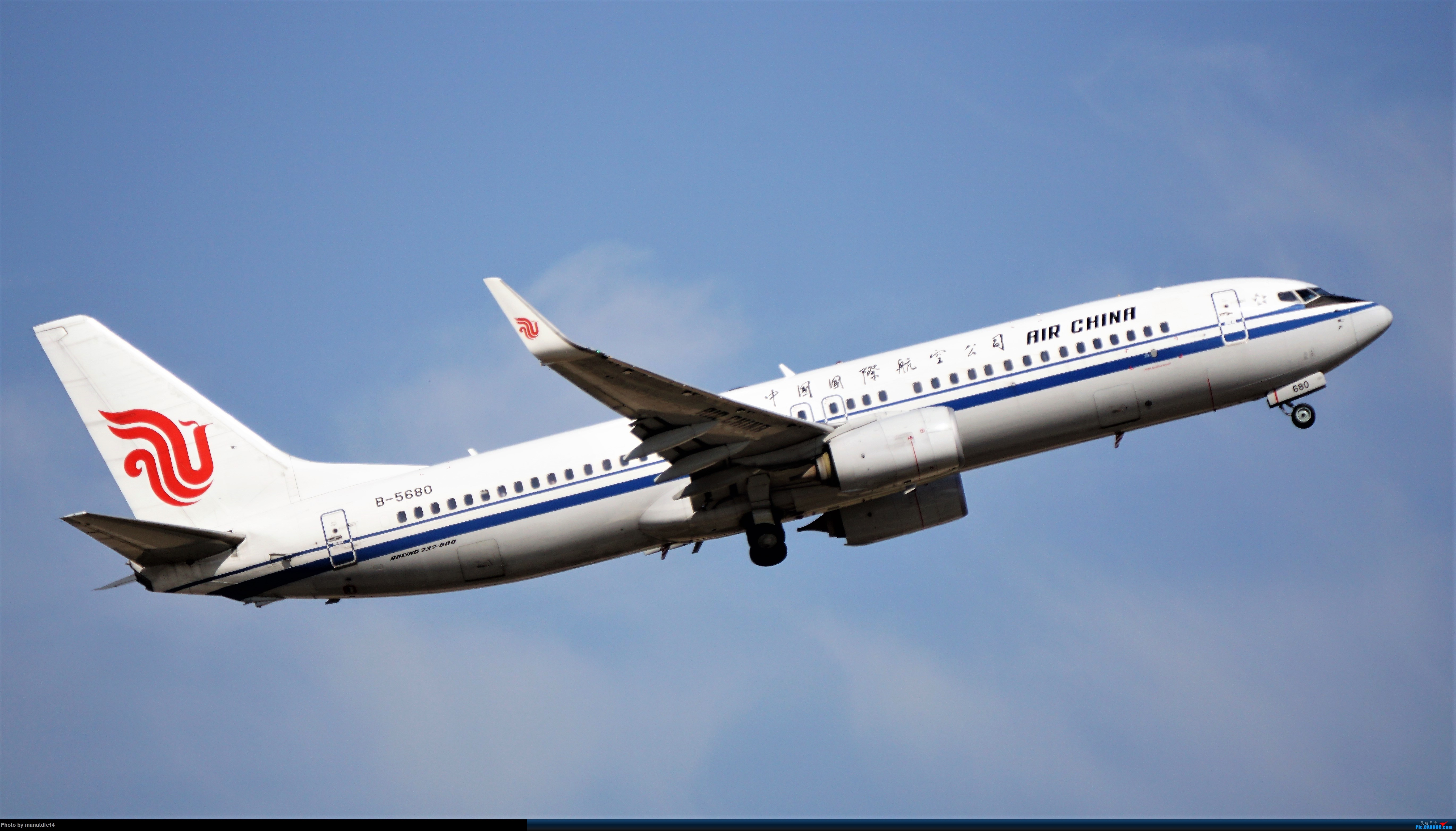 Re:[原创]【TSN】9.20好天气 BOEING 737-800 B-5680 中国天津滨海国际机场