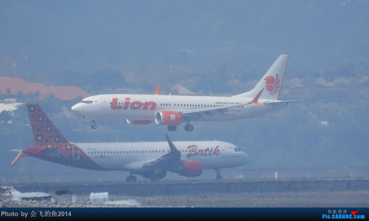 Re:[原创]2017年9月巴厘岛机场拍机 737MAX8