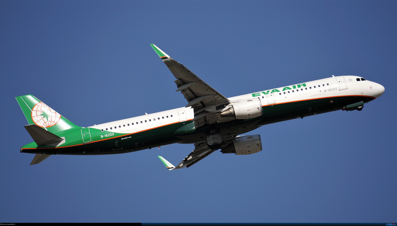 Re:[原创]【TSN】9.20好天气 AIRBUS A321-200 B-16222 中国天津滨海国际机场