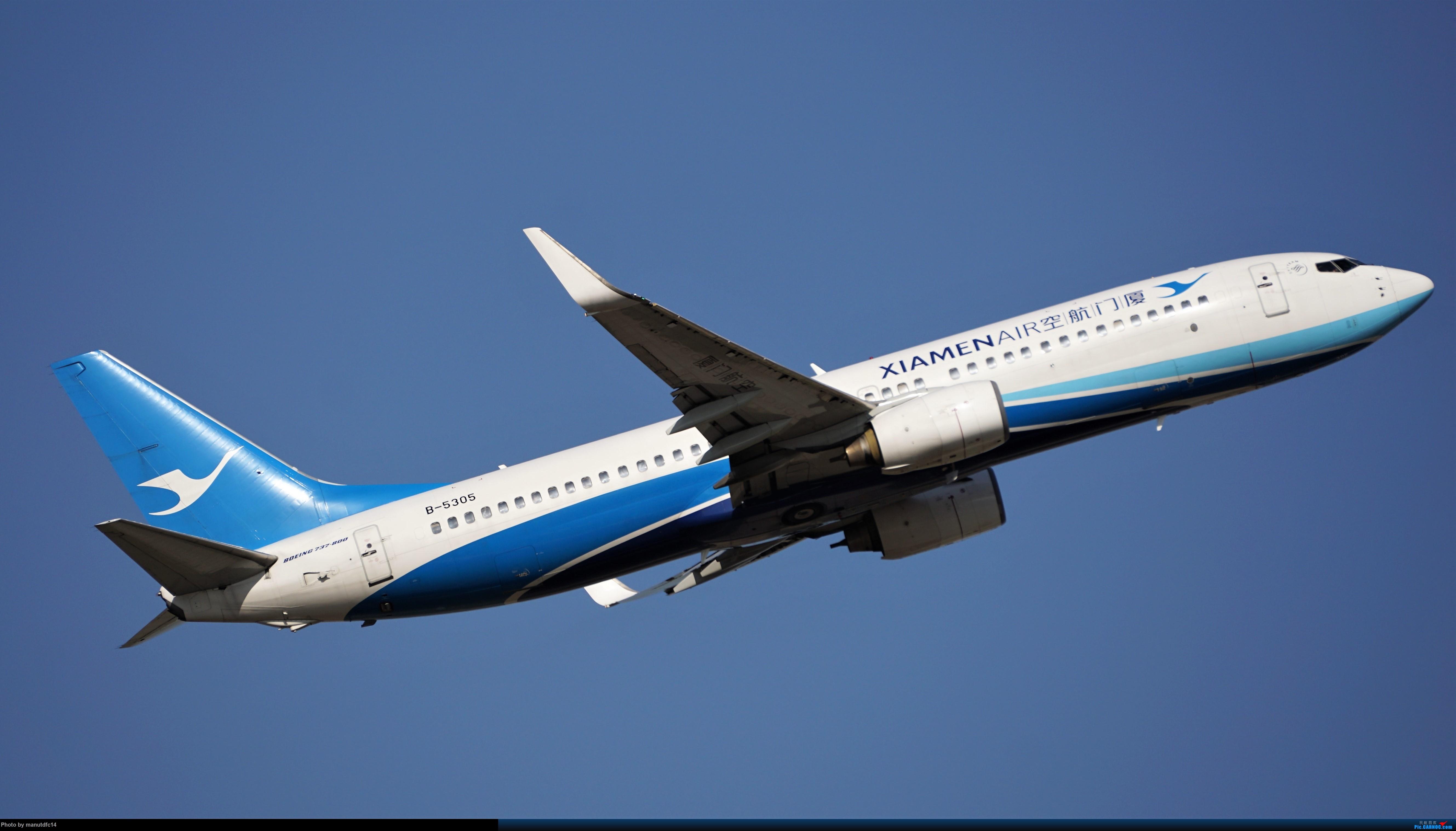 Re:[原创]【TSN】9.20好天气 BOEING 737-800 B-5305 中国天津滨海国际机场