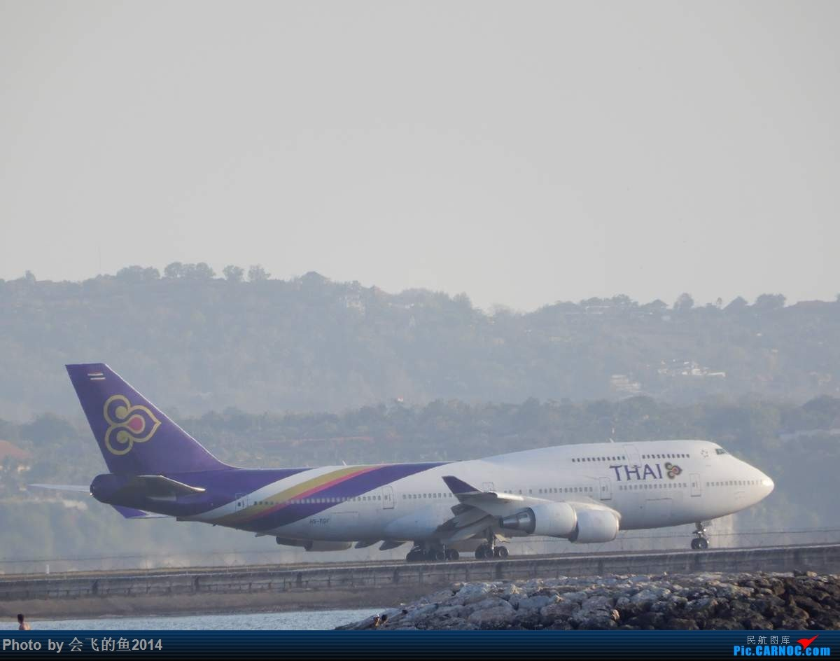 Re:[原创]2017年9月巴厘岛机场拍机 744