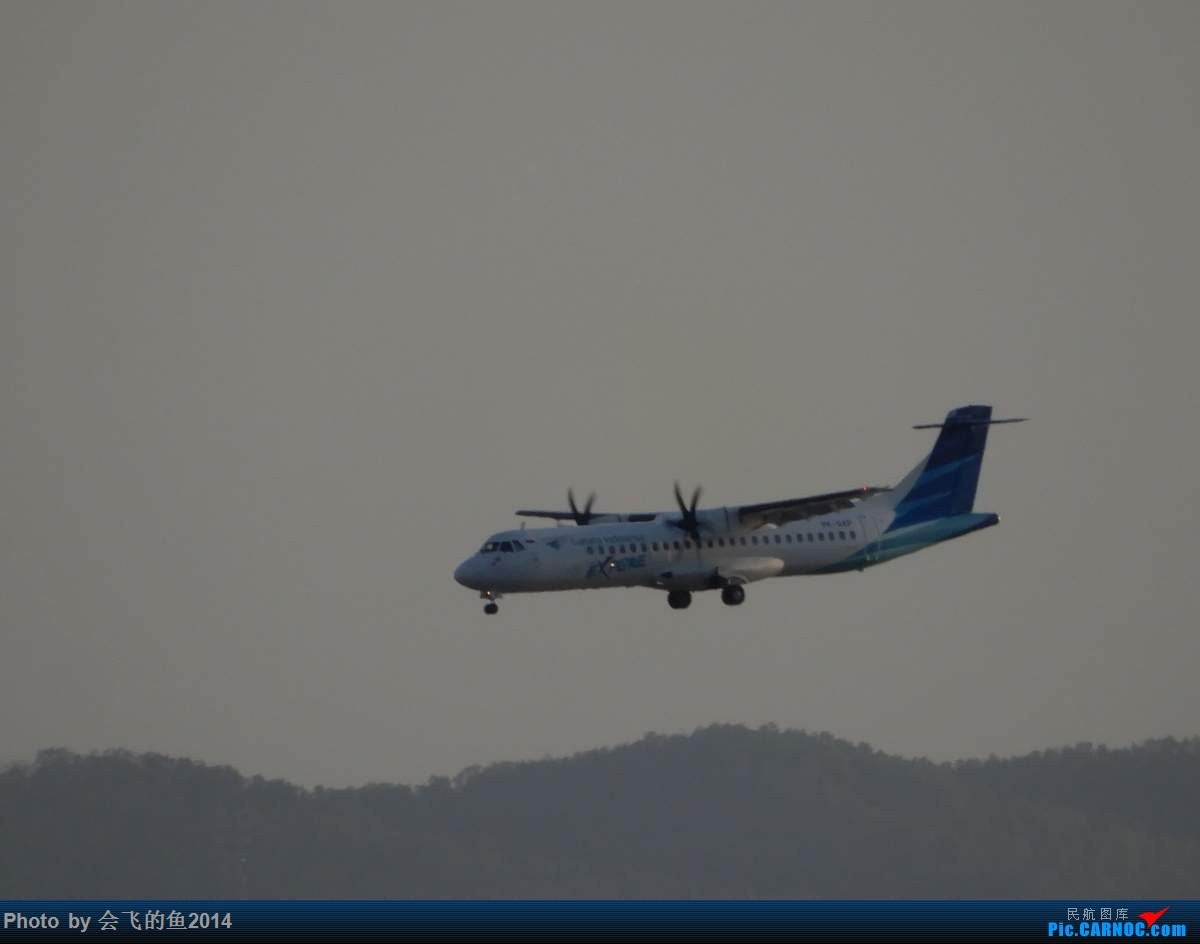 Re:[原创]2017年9月巴厘岛机场拍机 ATR72-600