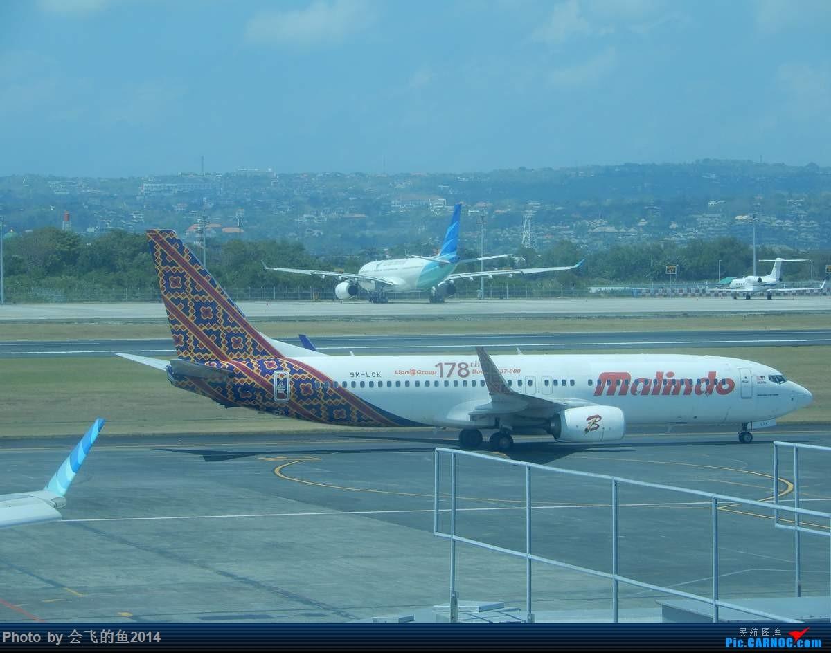 Re:[原创]2017年9月巴厘岛机场拍机 738