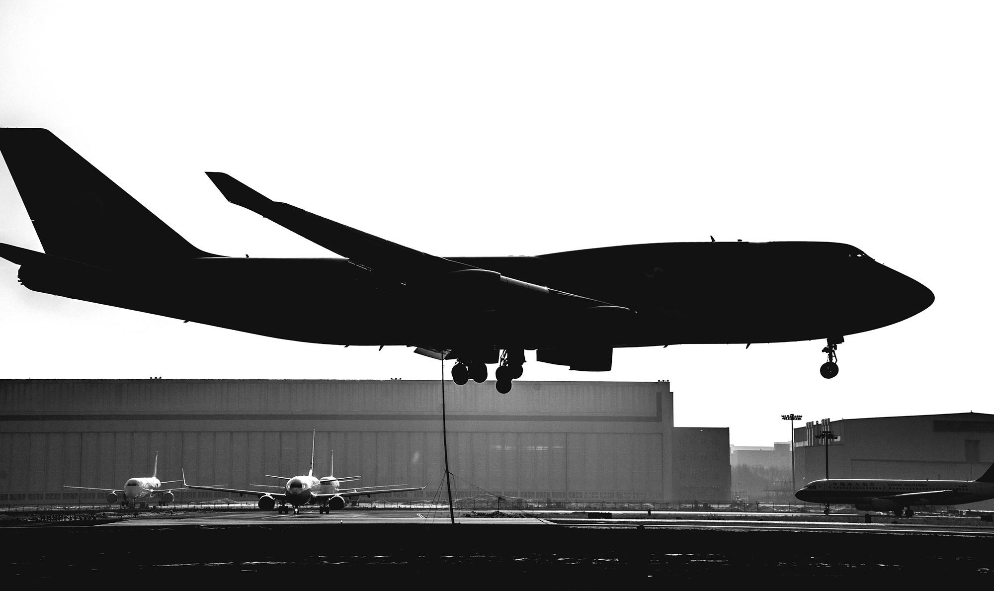 Re:在沈阳,首尔,济州拍大韩航空的747之春夏秋冬