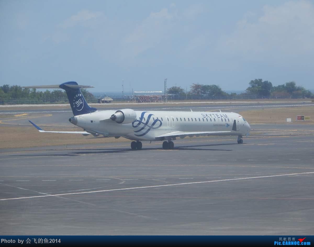 Re:[原创]2017年9月巴厘岛机场拍机 CRJ1000