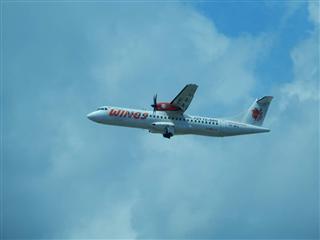 Re:2017年9月巴厘岛机场拍机