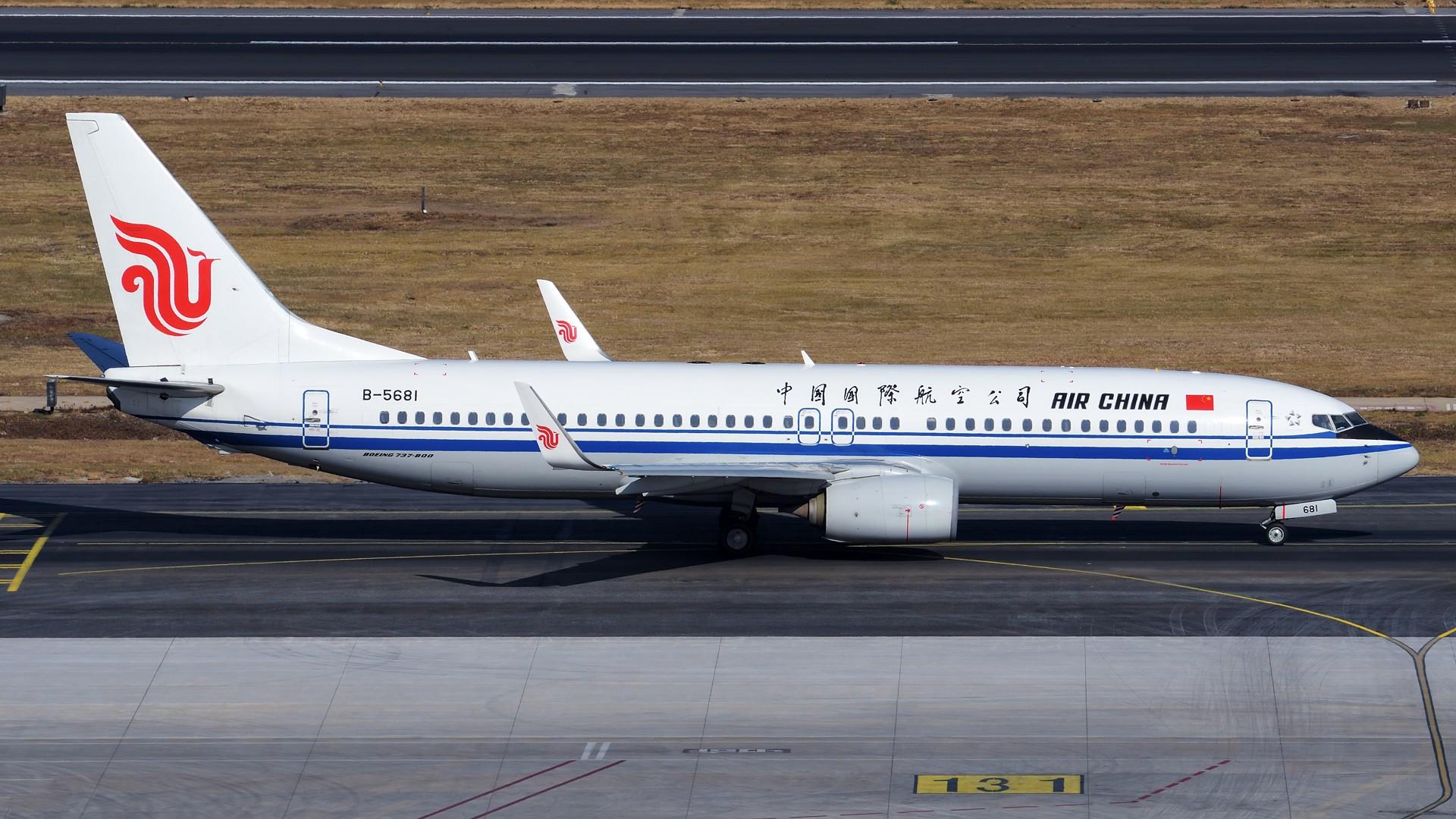 Re:[原创]★[DLC]一点有趣的事情(持续更新中)★ BOEING 737-800 B-5681 中国大连国际机场