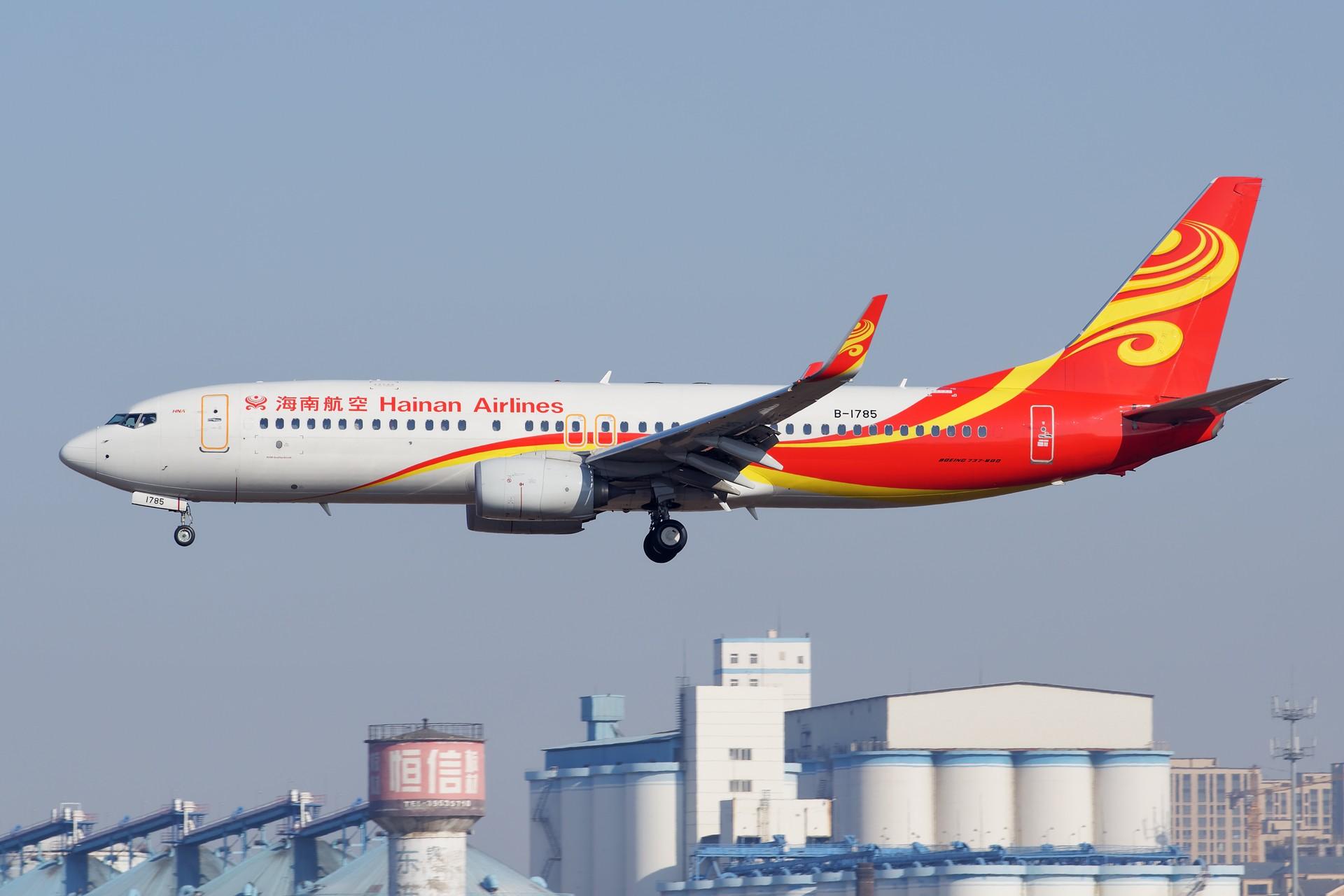 Re:[原创]★[DLC]一点有趣的事情(持续更新中)★ BOEING 737-800 B-1785 中国大连国际机场