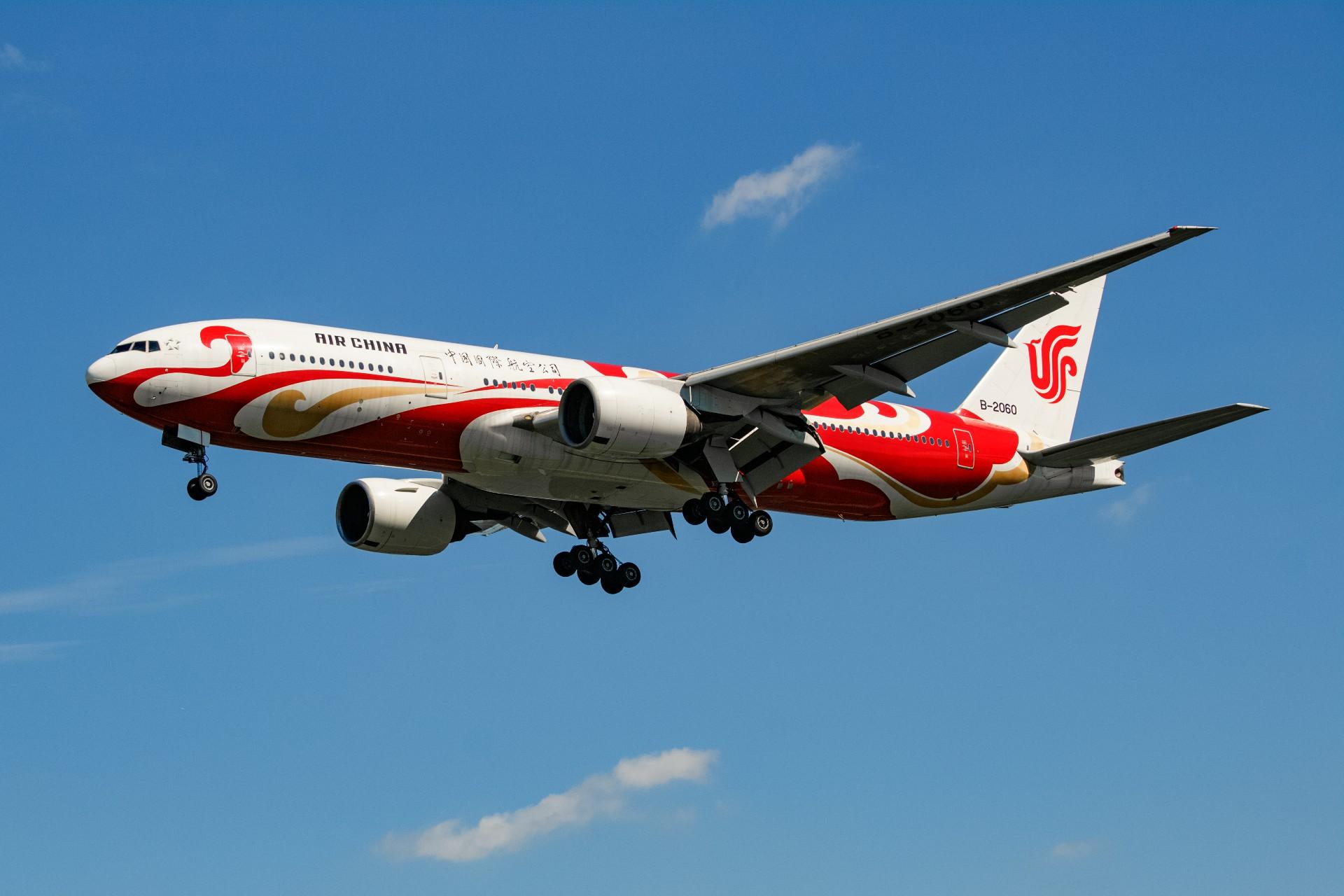 Re:[原创]【Rocketman】8.23 PEK拍机纪行 BOEING 777-200 B-2060 中国北京首都国际机场